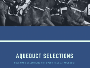 Aqueduct Selections