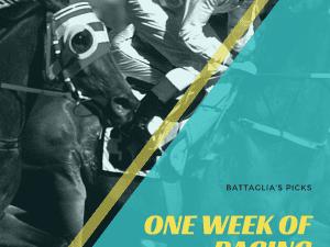 One week of racing