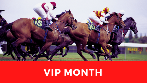 VIP Month 30 days of racing