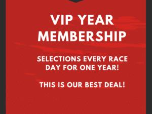Vip Year Membership